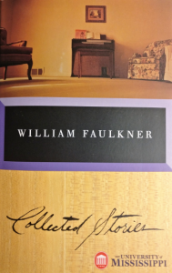 William Faulkner's Collected Stories book cover